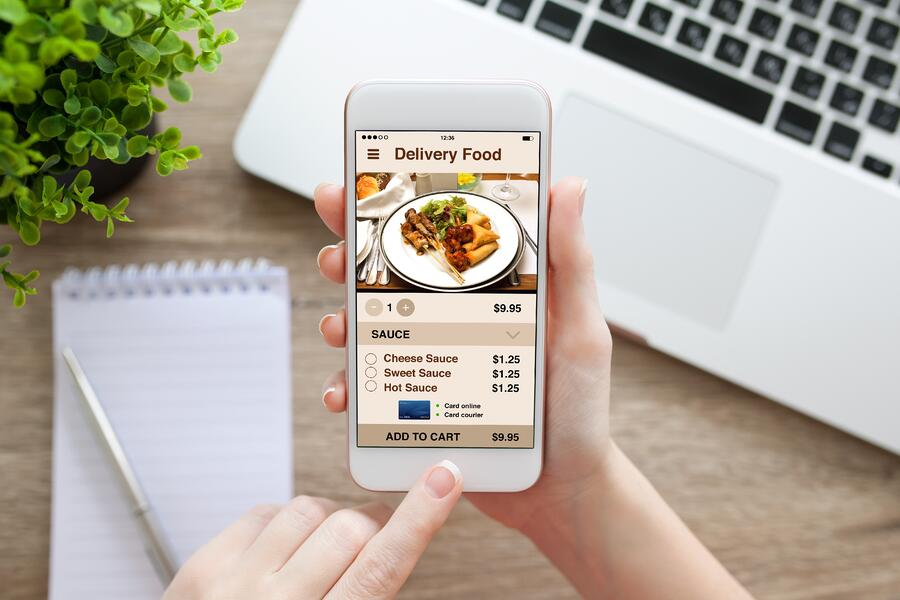 restaurant mobile ordering for pickup